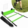 Wholesale Colorful Sport Speed Quickness Training Folding Agility Ladder