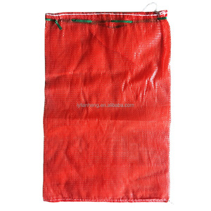cheap price pp leno bags for vegetable ,onion ,potato bag and packing