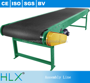 Free Shipping Price HLX Band Conveyor for Sale