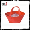 Environmental protection nonwoven cheap cooler bag, non-woven picnic cooler bag, non woven cooler bag