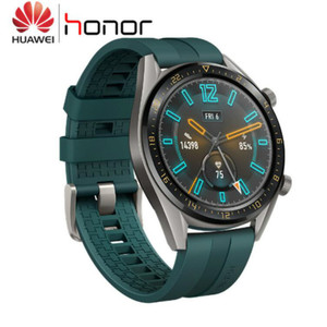 Original Huawei Watch GT Elegant/vigor/sport GPS NFC 14 Days Battery Life 5ATM waterproof Phone Call Heart Rate  For IOS Android