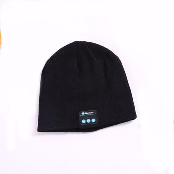 YIWU factory manufacture cheap wholesale knit bluetooth beanies winter  beanies b151573a79e