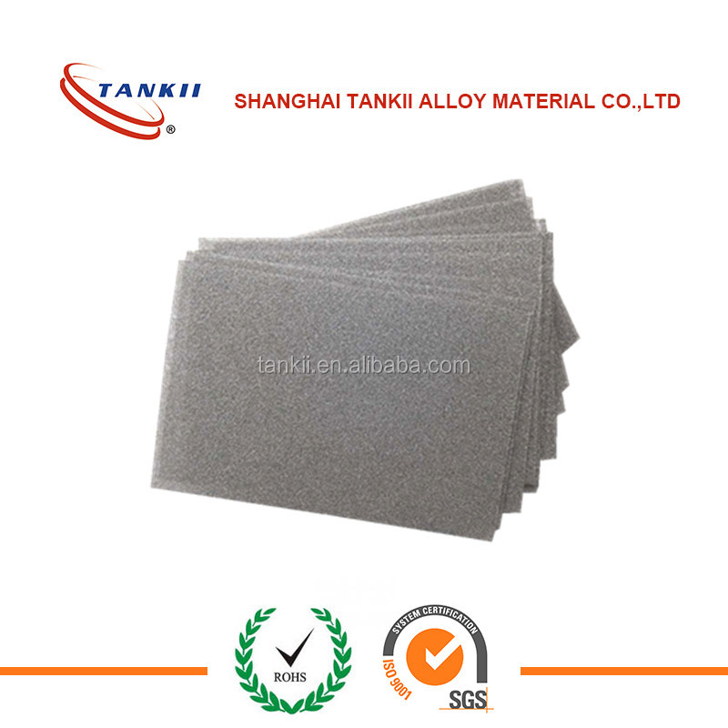 High grade NiMh Battery Nickel Foam strip /sheet