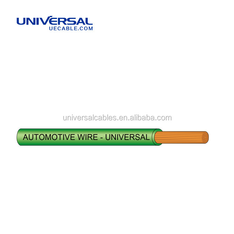 Pvc Insulation Automotive Cables Aexf Type Automotive Wire Jaso Es ...