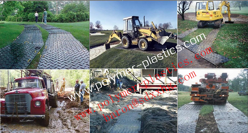 UHMWPE HDPE Ground Mat Hire and Rent  Ground protection mat sales and hire