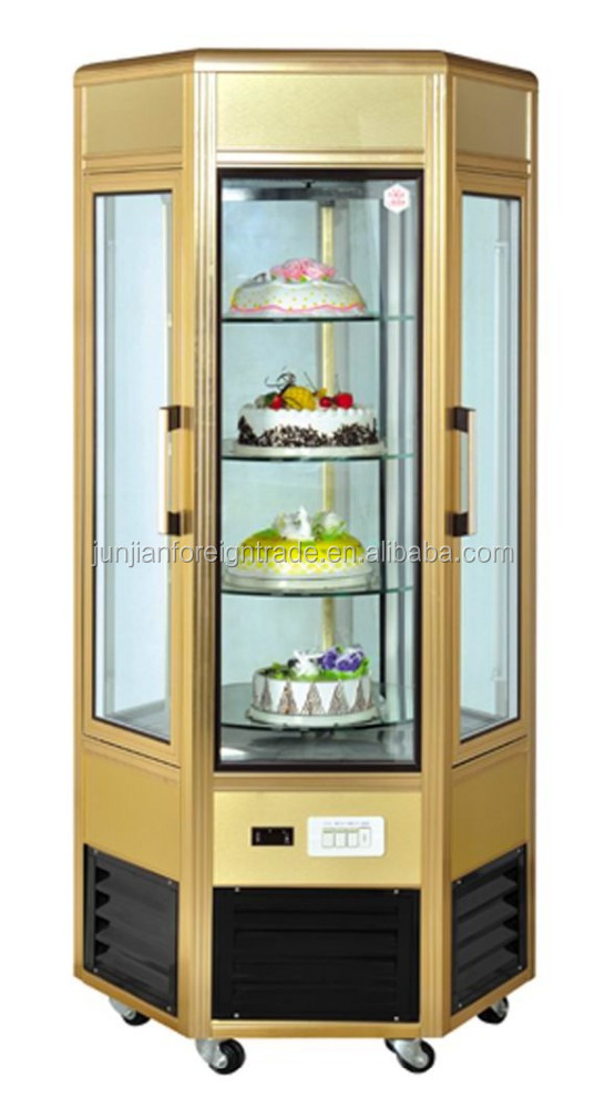 CL608FL2X4 Bakery showcase R134a cake mini display freezer