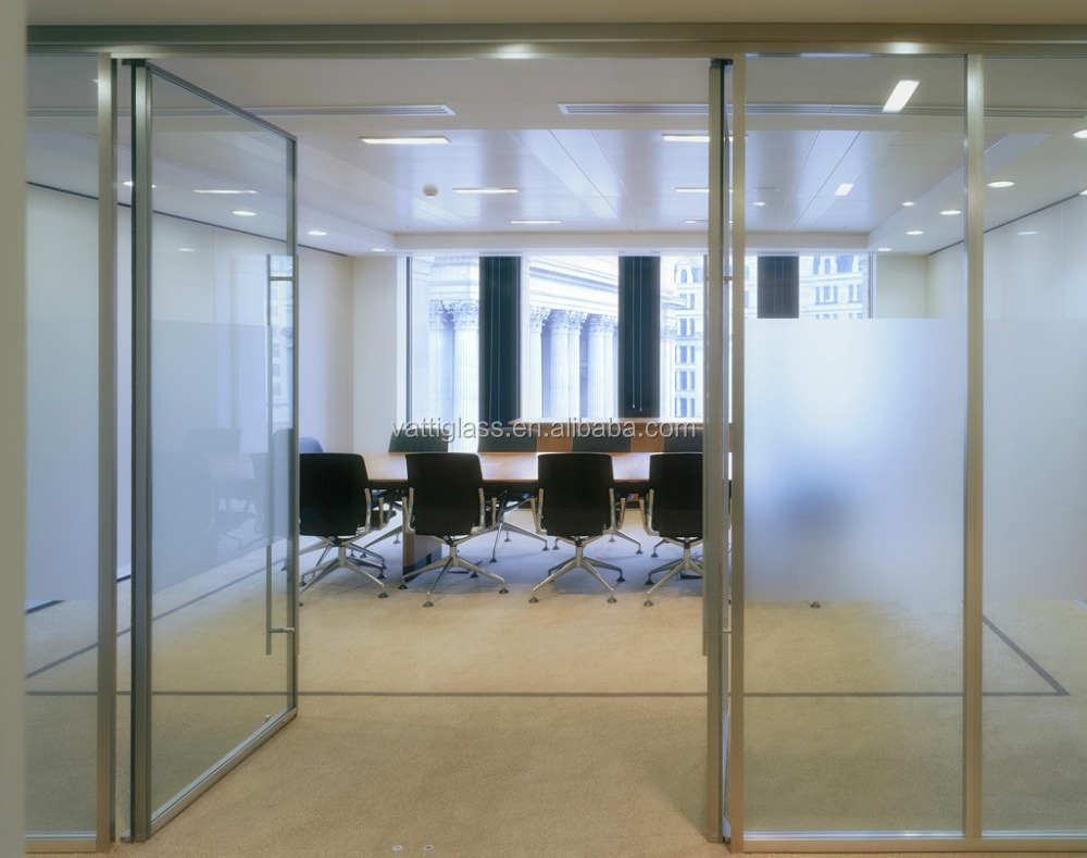 Glass office doors manufacturers - Frosted Glass Office Doors Frosted Glass Office Doors Suppliers And Manufacturers At Alibaba Com