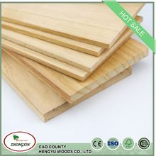 supplier manufacturer paulownia diy unfinished wood crafts price edge glued board