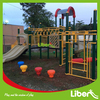 China Liben Commercial Plastic toys Used Children Park outdoor play structures for kids