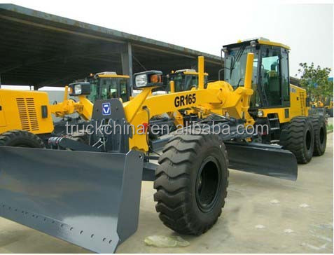 new Road machinery 165 HP XCMG GR165 Motor grader for sale