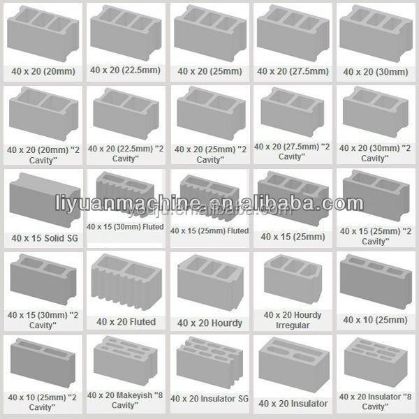 Dmyf 6a tama o est ndar de ladrillo cemento precio - Precio de ladrillos huecos del 12 ...