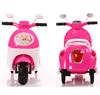 Pink color girls ride on motorcycle 6v electric motorcycles for kids