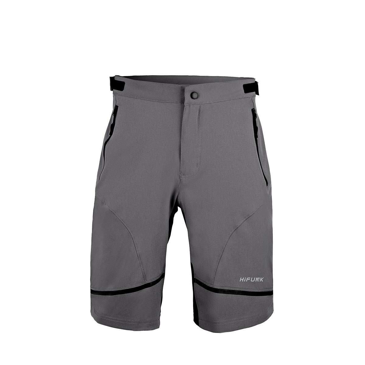 Get Quotations · Hifunk Men s MTB Mountain Bike Cycling Shorts Loose-Fit  Quick Dry Lightweight Baggy Bicycle Short 6bd2463e3