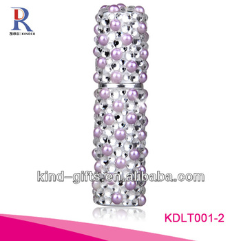 Bling Bling Rhinestone Perfume Brands Perfume Bottle With Crystal China Factory