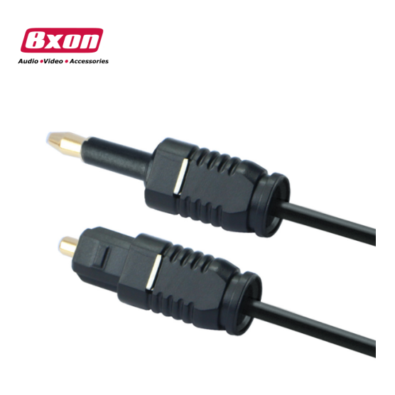 Bxon 1 m 1,5 m 1,8 m 2 m 3 m 5 m 10 M Digital Optical SPDIF Audio Kabel toslink auf 3,5mm Mini Stecker