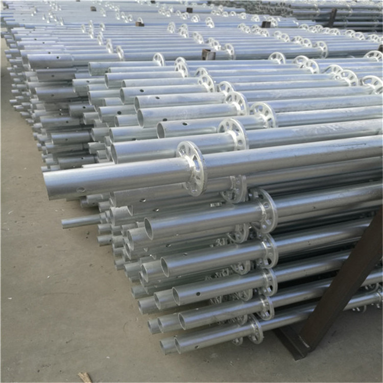 Bridge Building Scaffolding Vertical Modular System Sale Steel Ringlock Scaffold For Construction