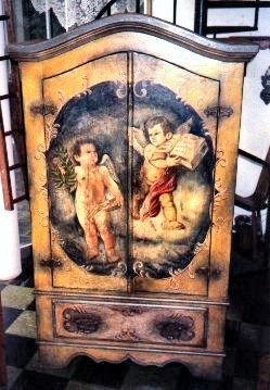 Angel Armoire