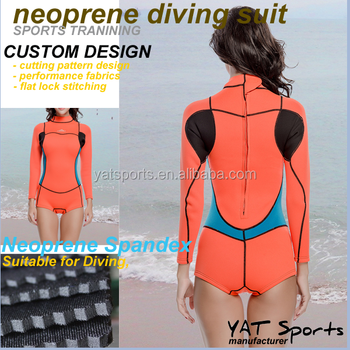 Customization Color Fabrics Wetsuit Flat Lock Stitching 3mm Thermal  Neoprene Diving Suit - Buy Diving Suit,Neoprene Diving Suit,Neoprene Suit  Product