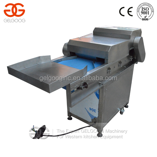 Automatic Preserved Fruit/Dry Fruit Cutting Machine For Apple Pulp/Apricots/Strawberries/Pear Preserved