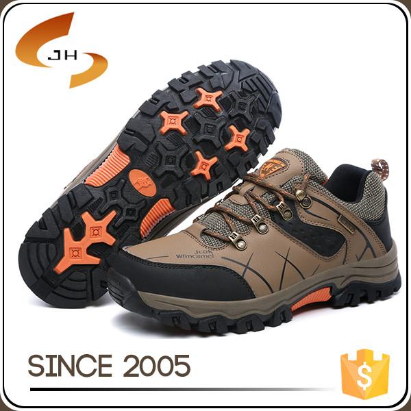 a5b7f80209 China por atacado impermeável correndo trekking homem sapatos de couro  esporte