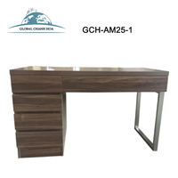 Good quality used hotel furniture table/Hotel writing desk for sals