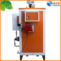Fast ship vertical type oil gas fired industry steam boiler