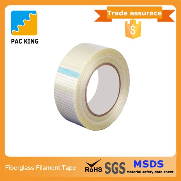 2016 Hot Sale Competitive Price Of Fiberglass filament tape