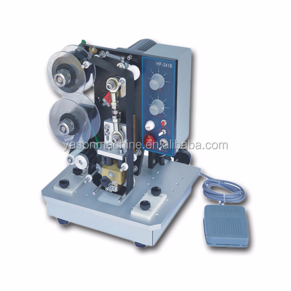 Electric Ribbon Coding Printer electric ink-ribbon coding machine