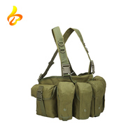 Tactical CS Field Vest Outdoor Hunting Breathable Combat Training Army Bulletproof Vest