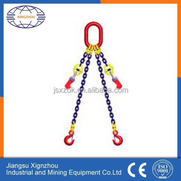 Four Legs Lifting Chain Sling
