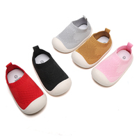 Spring Infant Toddler Shoes Girls Boys Children Casual Mesh Moccasins Comfortable Non-slip Kid Baby First Walkers Shoes
