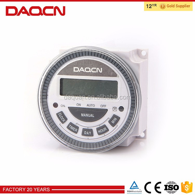 CE approved professional microcomputer timer switch