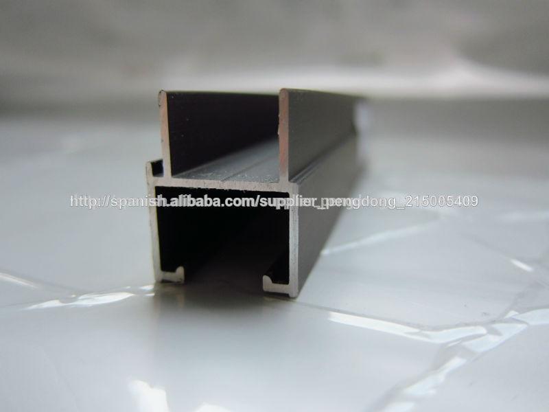 Perfiles de aluminio para ventanas y puentas de traslape for Perfiles de aluminio para ventanas precios