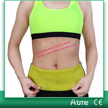 Private Label Neoprene Slim Tummy Waist Trimmer Best Slimming Belt