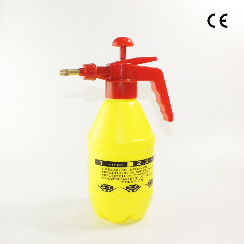 High Quality Bottle Air Pressure Pump Hand Held Trigger Sprayer 1Litre