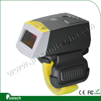 Custom-made bluetooth pda laser wrist bar code rugged barcode scanner for IOS android window FS01