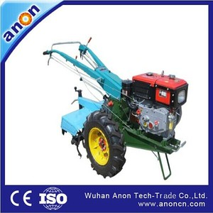 ANON paddy use 2WD 15hp daedong tractor