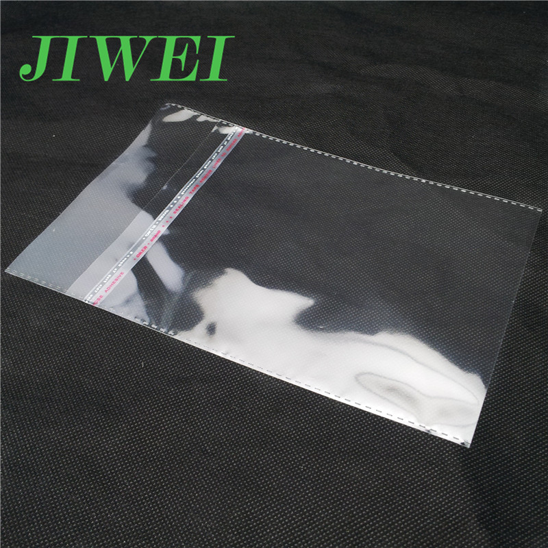 Plastic Bags Manufacturers Suppliers Clear Plastic Wholesale OPP Self Adhesive Bag