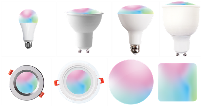 Shenzhen 9w high quality LED smart bulbs