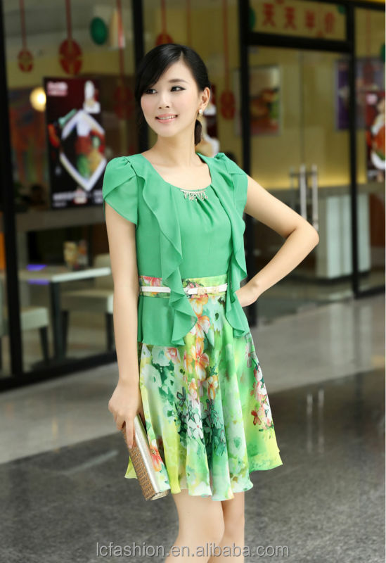 Chinese Clothing Manufacturers Hawaiian Dresses for Women
