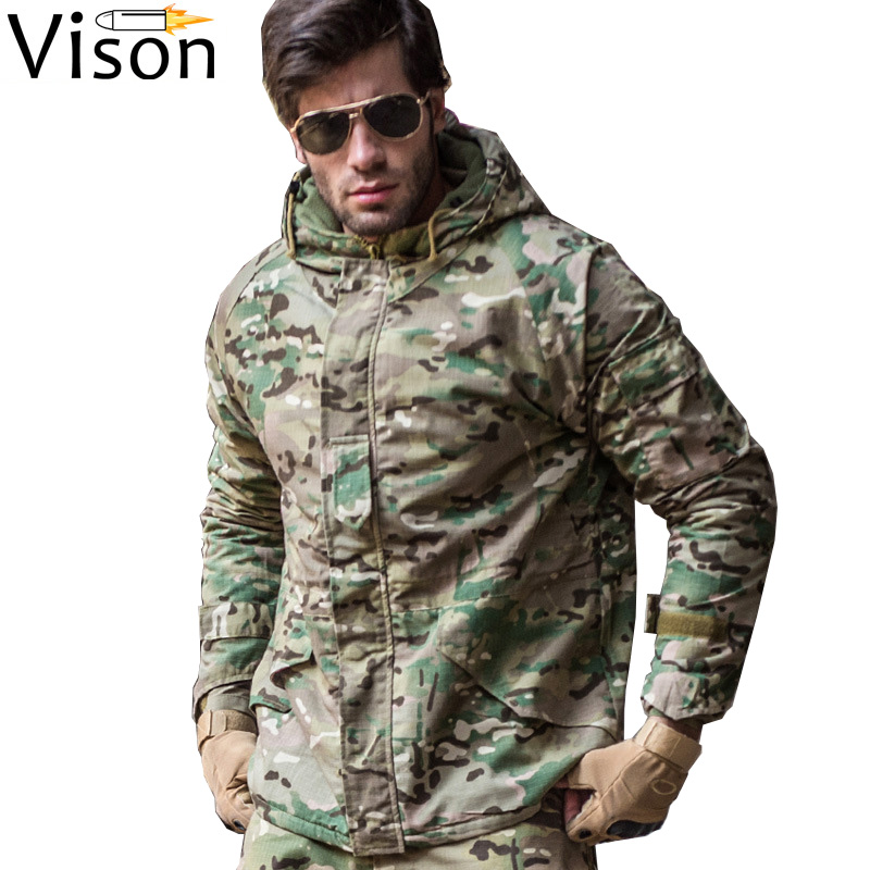 Sports & Entertainment Flight Tracker M65 Upgrade Tactical Uk Us Army Military Jacket Men Windproof Coat Male Sports Windbreaker Hiking Hunting Hoodies Jackets Coats Skillful Manufacture Camping & Hiking