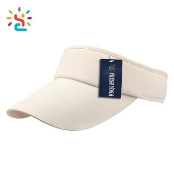 8fe02efc Wholesale sun visor hat open-top unisex athletic golf hat UV protection  sports cap
