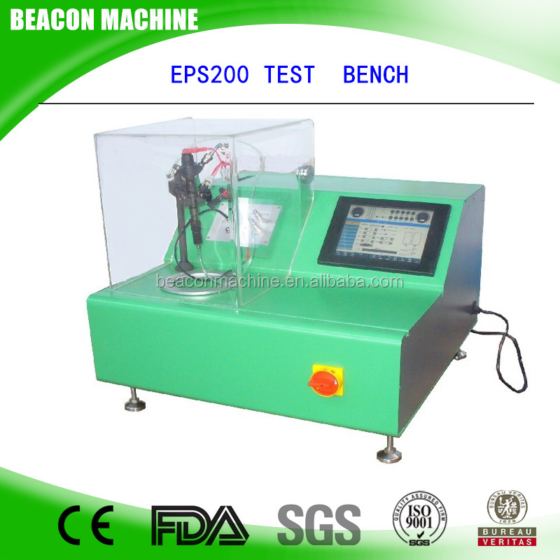 Bosch eps200 common rail injector test bench Piezo injector tester EPS200 tester high quality new computer system
