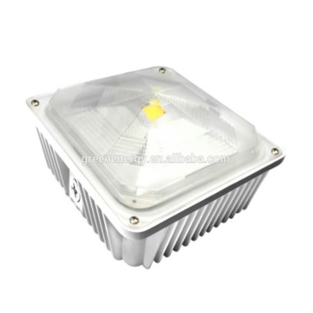 60W-140W Industrial Professional 2017 LED Gas Station Lamp Canopy Lights Fixture
