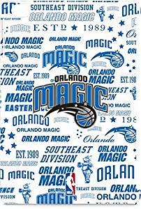 NBA Orlando Magic iPad Mini Lite Case - Orlando Magic Historic Blast Lite Case For Your iPad Mini
