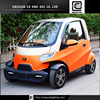 Chinese new 60V 4000W EEC 2 two seat small mini cars price cheap four wheel electric car vehicle for sale with air condition