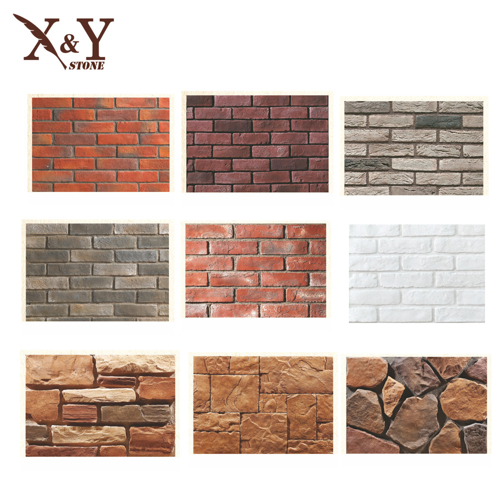 Chinese artificial stone decorative stones for windows