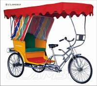 2015 hot sale Rickshaw for two peopel model TC99