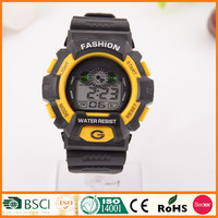 High Quality Chronograph Sports Watch Digital Water Resistance 3 ATM
