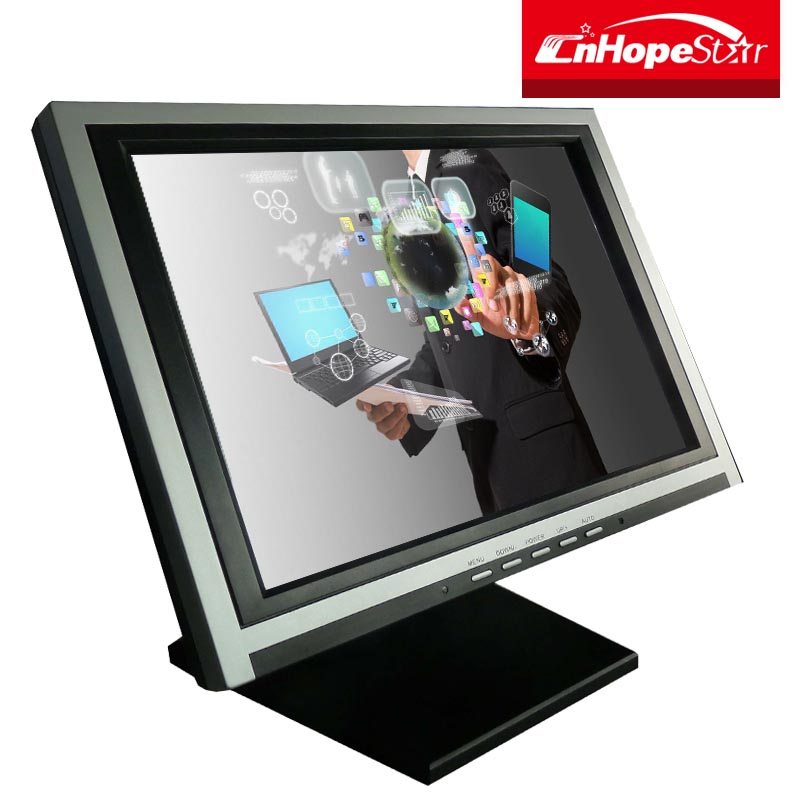 Good quality open frame touch monitor resistive/saw/ir/capacitive optional
